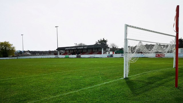 Whitstable Town Reserves Trial and Cup Final