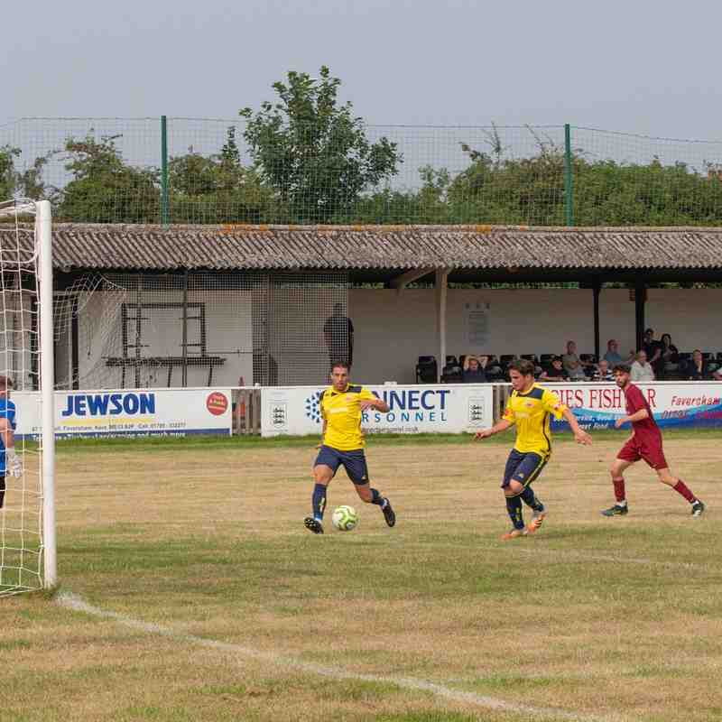 Canterbury City 4 Whitstable Town 2 (24/7/21)