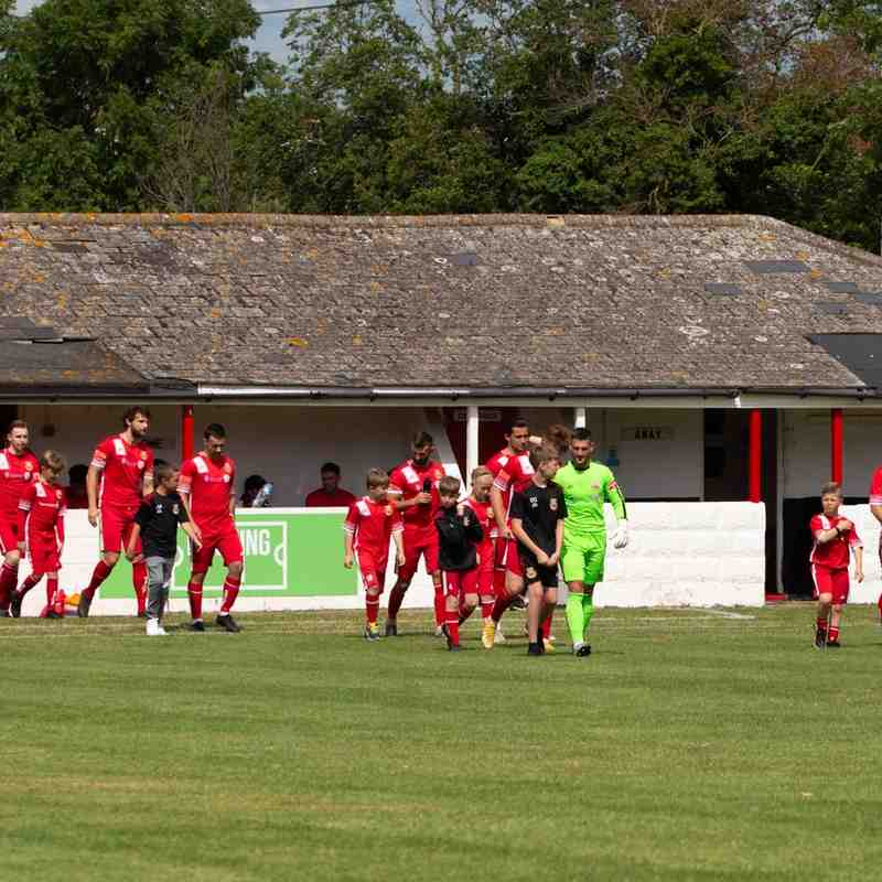 Whitstable Town 1 Marlow 0 (31/7/21)