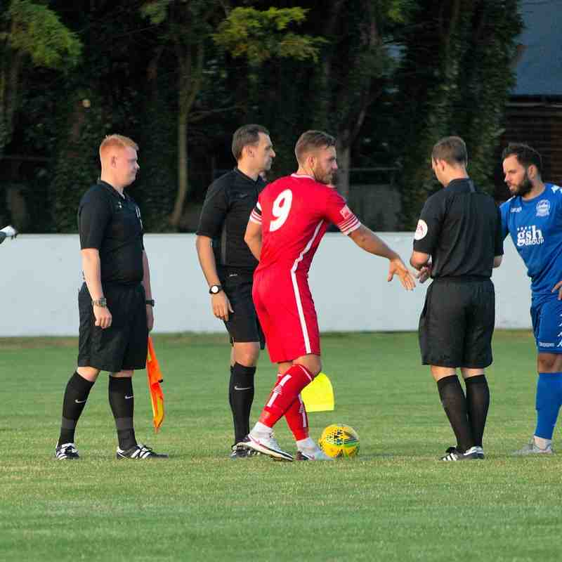 Whitstable Town 1 Dover Athletic 3 (3/8/21)