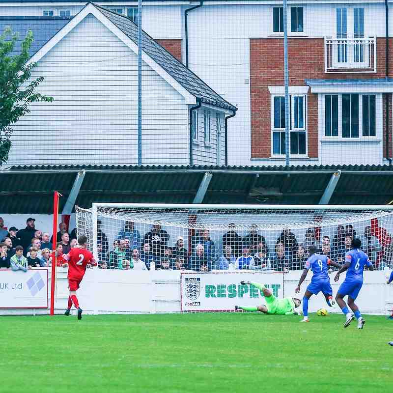 Whitstable Town 1 Herne Bay 2 (30/8/21)