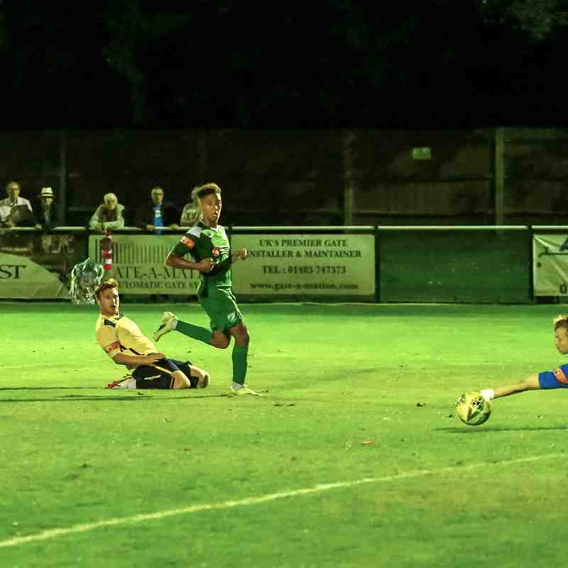 Leatherhead 1 Whitstable Town 0 (7/9/21)