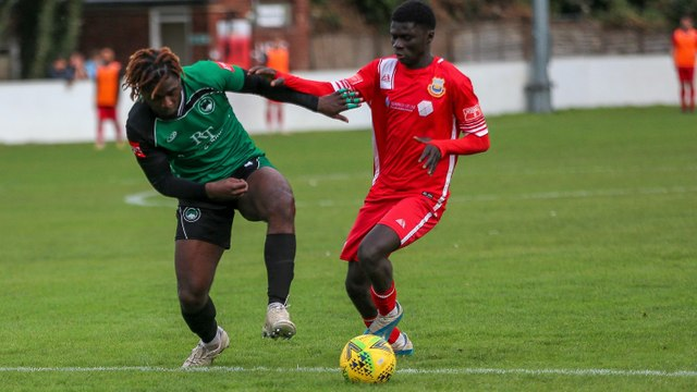 Whitstable Claim First League Win