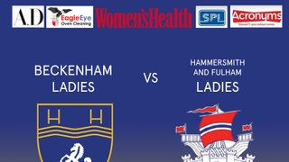 Beckenham Ladies Take on Top of the League
