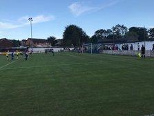 Clitheroe 0 Blackburn Rovers U23s 2