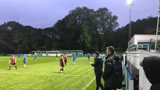 Ramsbottom United 2 Clitheroe 0