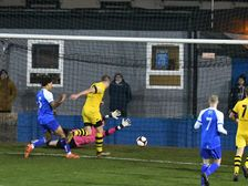 Clitheroe 0 Atherton Collieries 3