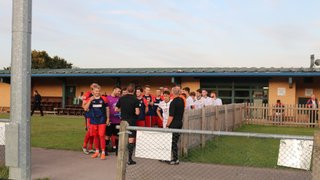 Home v Solent University FC in the Hampshire Cup