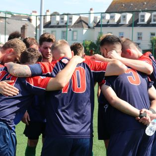 Jersey Bulls 4 Fleet Spurs 0 (Combined Counties League Division 1)