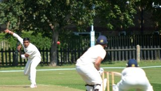 100 LEAGUE WICKETS FOR MR T BUT RAIN PREVAILS