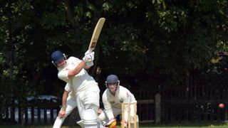 HEROICS FROM HARRISON AS BAR GRAB WIN FROM JAWS OF DEFEAT