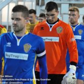 Match report: Spalding United 8-1 Lincolnshire Fire & Rescue