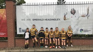 Under 9s Trip to Headingley