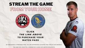 Stream Maidenhead United v Kings Lynn Town from your home
