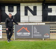 We welcome Gadd's Roofing as a new partner of the football club