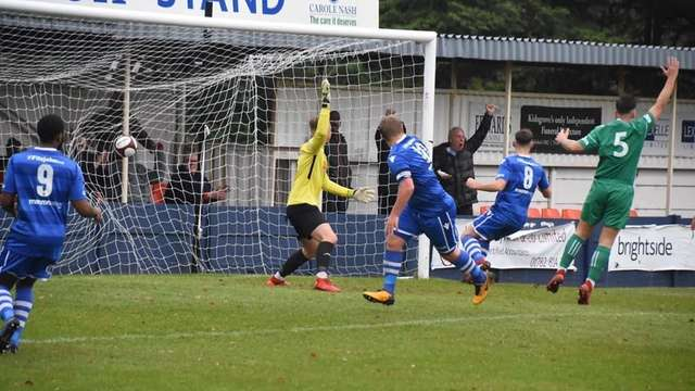 The Grove vs Wisbech Town: Match Report