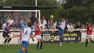 Town retain Brian Lomax SD Cup