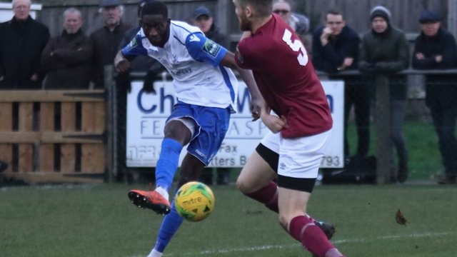 Muhammadu Faal signs for 2019-20