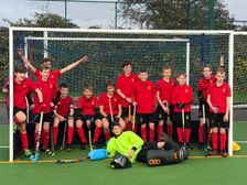 U14 A Boys - three wins from three in Division 1 debut