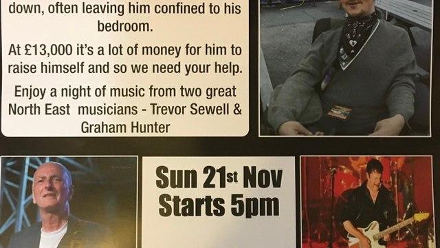 Musical Fundraiser for Thomas Crossling…