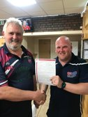 Chris Hughes signs for Wirral