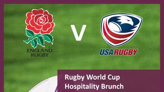 England vs USA World Cup Hospitality Brunch