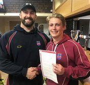 Josh Stead signs for Wirral....again