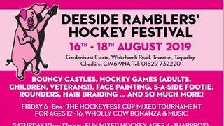 HockeyFest 16-18 August