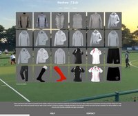 Club kit: Order now for Christmas