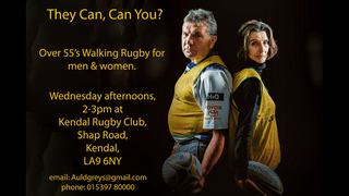 Introducing: Auld Greys Walking Rugby