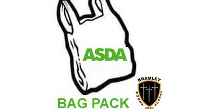 Bramley RL Fundraising Bag Pack (Asda - Pudsey Owlcoates)