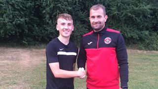 NEW SIGNING: Argyle youth player Rio Garside bolsters midfield versatility