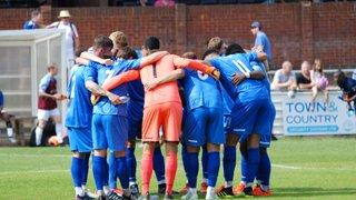 MATCH REPORT: Chesham United Vs Truro City FC: August, 24, 2019