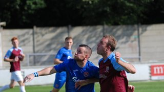 Chesham United Vs Truro City FC, Aug 24