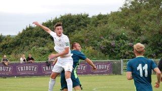 Truro City FC Vs Weston Super-Mare; August 26