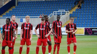 GALLERY - FARNBOROUGH VS TRURO CITY; AUGUST 31