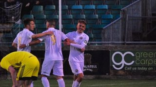 MATCH REPORT: TRURO CITY VS TIVERTON TOWN; SEPTEMBER 10