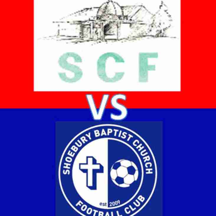 SCF and Shoebury share points in 10 goal thriller!