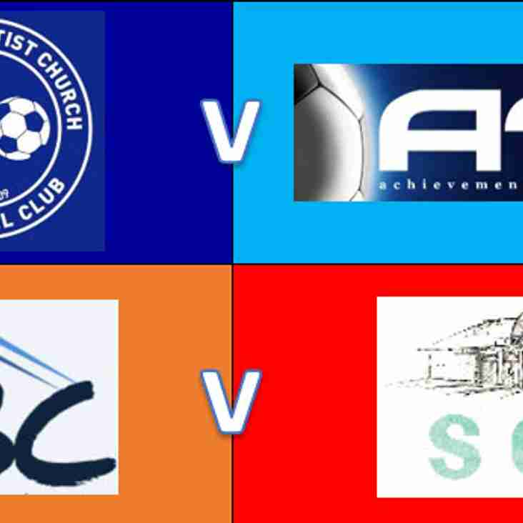 More SCFL fixtures tomorrow as league restart continues
