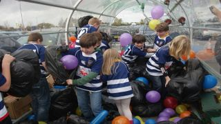 U10s Ballon Pop Raffle