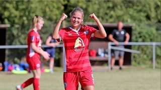 Billericay Town Reserves 13-0 Chigwell Ladies