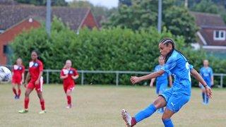 Billericay Town Ladies Reserves 3-5 AFC Basildon Development