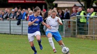 Ipswich Town Ladies 2-1 Billericay Town Ladies