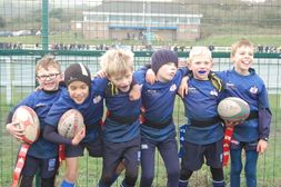 Autumn Rugby Day Camps