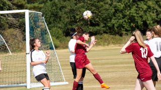 City's women start adult football with a 4-3 win