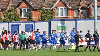 Wells City 0 - 7 Woking - FA Cup (Photos Courtesy of David Holmes Woking FC)