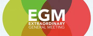 EGM announcement