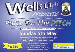 Wells City Football Club Presents.......