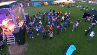 Party on the Pitch - 2019