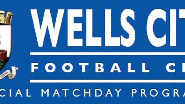 1st Team Matchday Programmes